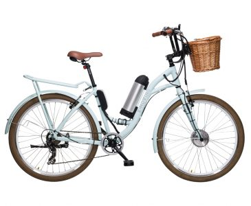 E-bike Retrô